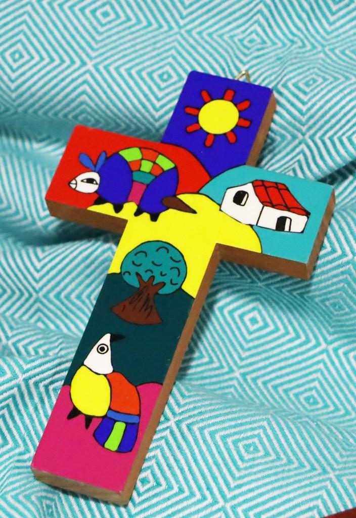 Kreuz aus Salvador